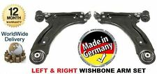 FOR VAUXHALL OPEL CORSA C 2000-2006 LEFT + RIGHT SUSPENSION WISHBONE ARM + JOINT