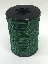 Green BCY Nock & Peep Bow String Serving Bowstring Nylon