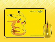 RAZER x Pokémon Pikachu Edition Gaming Mouse with Mousepad