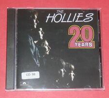 The Hollies - 20 Years -- CD / Oldies