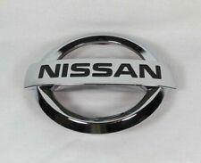 07-12 Nissan Altima Grille Emblem Front Grill Chrome Badge sign symbol logo (Fits: Nissan)