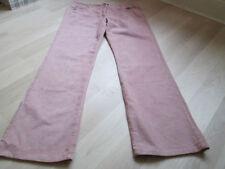 Boden Bootcut Cotton Plus Size Trousers for Women