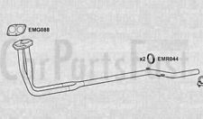 EXHAUST FRONT PIPE Fiat Uno 1.3 Petrol Hatchback 01/1984 to 01/1990