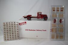DANBURY MINT 1933 INTERNATIONAL BUDWEISER DELIVERY TRUCK, EXCELLENT, BOXED