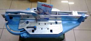 Tagliapiastrelle professionale manuale SIGMA 3B 63cm