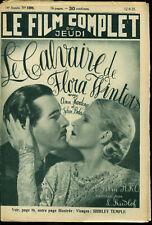 Le Film Complet 1690 - Le calvaire de Flora Winters (Ann Harding) - 12 sept 1935