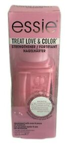 ESSIE TREAT LOVE & COLOR NAIL STRENGTHENER SHADE 55 POWER PUNCH PINK CREAM NEW