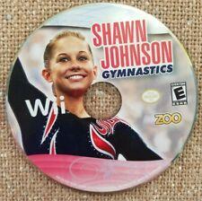 Shawn Johnson Gymnastics - Wii (DISC ONLY)