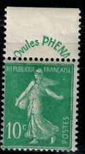France timbres type semeuse Phena N° 188 Neuf ** MNH