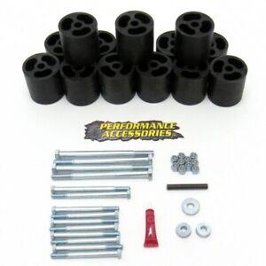 For 3 Inch Body Lift Kit 87-93 Dodge Ram Pickup W100/W0 2WD/4WD Gas Performance