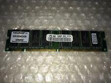 Memoria SDRAM Kingston KVR133X64C3/256 256MB PC133 133MHz CL3 168 Pin #