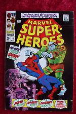 MARVEL SUPER HEROES #14  MARVEL COMICS CGC IT!