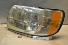 2001-2003 Infiniti QX4 HID Left Driver OEM Headlight 55 3O4