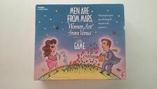 The Game - Men are from Mars, Women are from Venus, Adults, Mattel, 4+ players