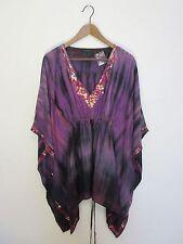 AllSaints Women's Silk V Neck Short/Mini Dresses