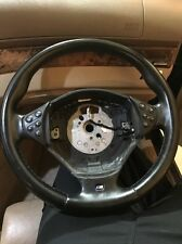 BMW E38 E39 E53 Sport M Tech steering wheel (after 1999) Dual Stage No Air Bag