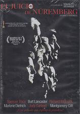 DVD - El Juicio De Nuremberg NEW Judgment At Nuremberg FAST SHIPPING !