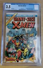 Giant Size X-Men #1 (1975) CGC 3.5- 1st Appearance New X-Men Marvel Comics Key