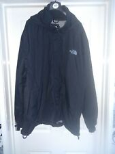 Pre Owned, Mens The North Face Outdoor Hooded Jacket, Size XXL. Black