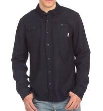 Men's Element Austin Wool Blend L/Sleeve Shirt Jacket. Size L. NWT, RRP $99.99.