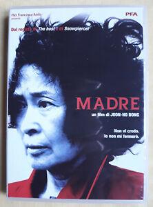 Bong Joon-Ho: MADRE - DVD ITALIANO - Fuori Catalogo - Molto Raro - Introvabile