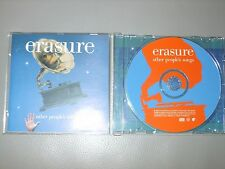 Erasure - Other People's Songs (CD) 12 Track - Mint/New - Fast Postage