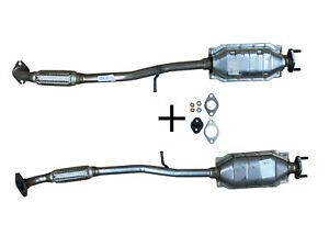 NEU Katalysator Kat Hyundai ATOS MX 1.1 46 KW 63 PS Euro 4 2861005300 2861005310
