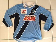 ancien maillot de football du Racing club de Strasbourg fin années 90 taille XXL