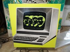Kraftwerk Computer World 1981 Electronic Warner Bros LP VINYL ALBUM