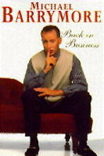 Back in Business by Michael Barrymore (Hardback, 1995)