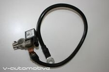 2015 MERCEDES W204 C CLASS / NEGATIVE LINE WITH BATTERY SENSOR A0009053002