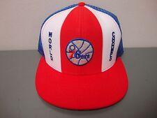 NOS Vintage Knit Hat    Philadelphia 76ers World Champs 1983  Sixers