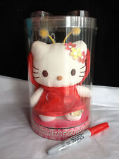 New One 30 YR Hello Kitty Vintage Doll  Plush from Japan-ship free