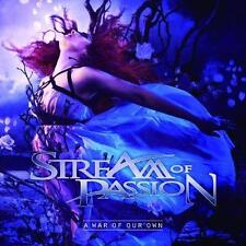 Audio CD - STREAM OF PASSION - A War Of Our Own -  NEW SEALED WORLDWIDE