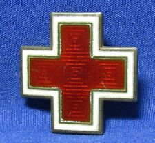 WWII Sterling American Red Cross Service Badge by BB Co.