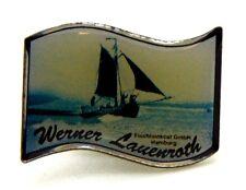 Pin Spilla Werner Lauenroth – Azienda Alimentare Pesce Surgelato