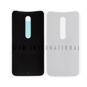 Motorola Moto X Pure Edition XT1575 / Style XT1570 Back Cover Battery Door USA