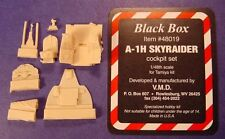 BLACK BOX 48019 - A-1H SKYRAIDER COCKPIT SET - 1/48 RESIN KIT