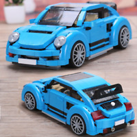 Custom Beetle 42056 42083 Bausteine Blöcke MOC technic 944 Parts