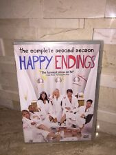 Happy Endings: The Complete Second Season (DVD, 2012, 2-Disc Set) NEW
