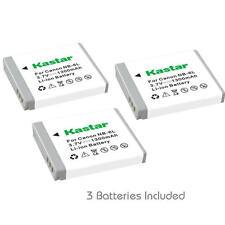 Kastar NB-6L Battery for Canon PowerShot SX530 HS, SX540 HS, SX610 HS, SX710 HS
