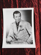 BRUCE CABOT - B/W PHOTOGRAPH - 4 X 5 INCHES