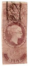 (I.B) Ceylon Revenue : Foreign Bill 1/6d