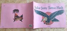 SAILOR JERRY TATTOO FLASH BOOK Volume 2 Traditional Old School Design Reference