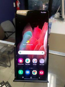 Samsung Galaxy S21 Ultra 5G SM-G998U 128GB Black Verizon (Check ESN) Smartphone