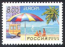 Rusia 2004 Turismo/coche/bus/Europa/Vacaciones/Palmera/transporte 1 V (n24112)