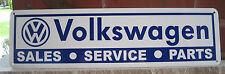 Volkswagen Parts Service Garage Sign VW Bus Bug Bettle Mechanic Garage ad 10day