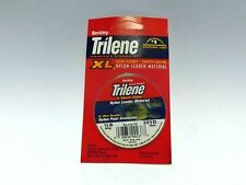 TRILENE  1 LB TEST 20 YDS    CLEAR    NEW USA