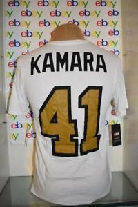 Alvin Kamara Orleans Saints Nike Color Rush 2.0 Name & Number T-Shirt Small NWT