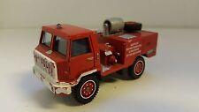 Solido - Berliet Camiva FF 4X4 Pompiers Service Départemental  (1/50)